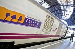 Elipsos el tren hotel tren metro espa a tips de for Elipsos trenhotel