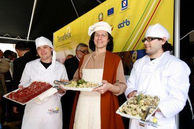 La Gastronomía de Campania conquista Barcelona