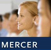 Mercer, líder global en consultoría
